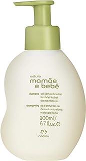 Baby Shampoo 200 ml / 6.7 fl. oz - Natura Mamãe e Bebê