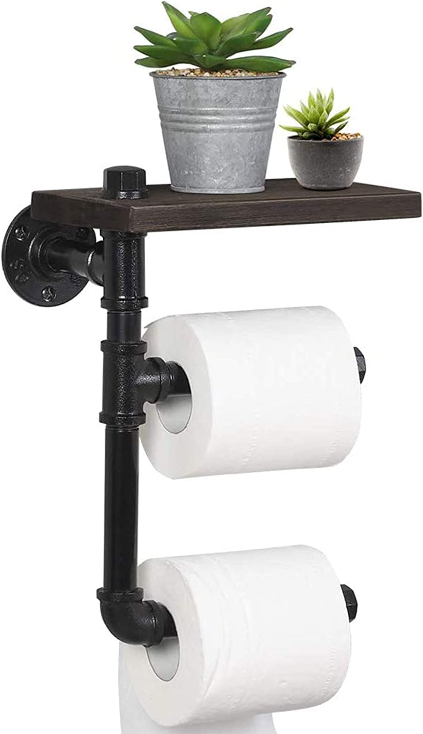NEX Toilet Limited time sale Paper Holder Wall Mounted Roll Tissue Very popular