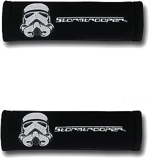 Star Wars Stormtrooper Seatbelt Shoudler Pad X 2 pc