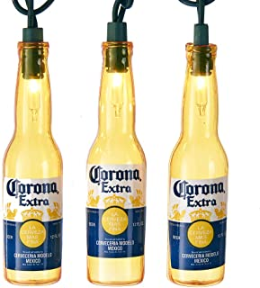Kurt Adler 10-Light Corona Beer Bottle Light Set