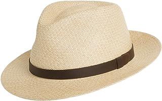 8eeb6bdc219 Amazon.com  Ultrafino - Panama Hats   Hats   Caps  Clothing
