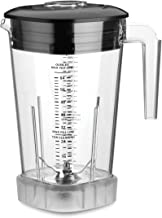 Waring Commercial CAC95 The Raptor Copolyester Container, 64-Ounce, Clear