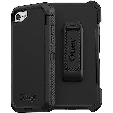OtterBox Defender Series Case for iPhone SE (2nd gen - 2020) - Black