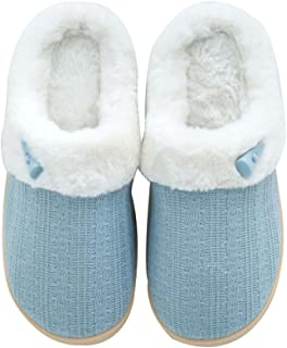 light blue womens slippers