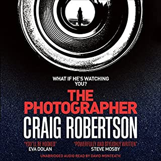 The Photographer audiobook cover art
