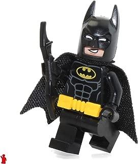 The LEGO Batman Movie MiniFigure - Batman with Utility Belt & Mic (Beat Boxing Batman) 70922