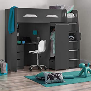 Amazon Co Uk Bunk Bed With Desk