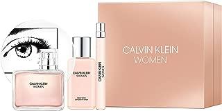 Calvin Klein CK Woman 100ML EDP + 100ML Body lotion + Mini, 100 ml