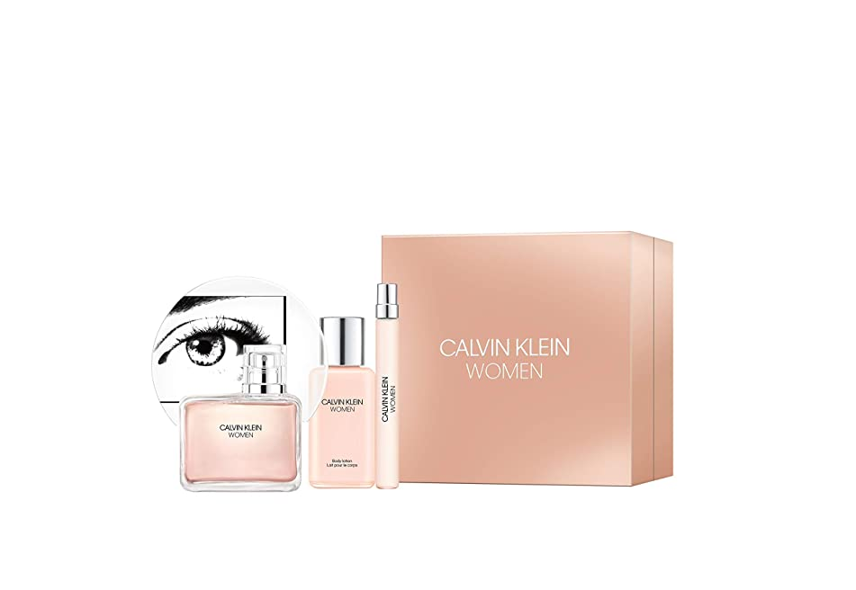 Calvin Klein Women National Gift Set, 7.13 oz