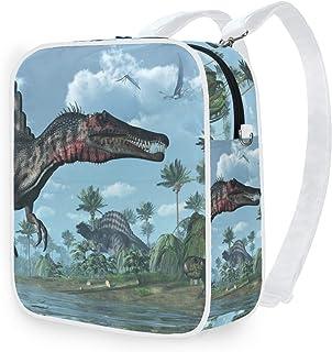 DEZIRO - Mochilas para la escuela, diseño de dinosaurio