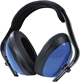 Sellstrom S23401 Economical, Industrial/Construction, Ear Muff, NRR25, ANSI S3.19, Blue