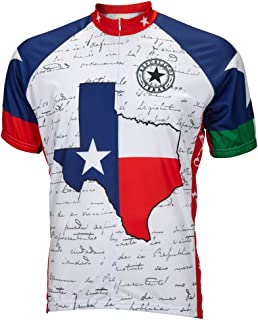 Best texas bicycle jersey Reviews