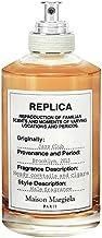 Maison Margiela Replica Jazz Club 100 ml - eau de toilette (Hombres, Limón, Neroli, Pink pepper, Rum, Sage, Vetiver, Styrax, Tabaco, Vainilla, Aerosol, Envase no recargable)