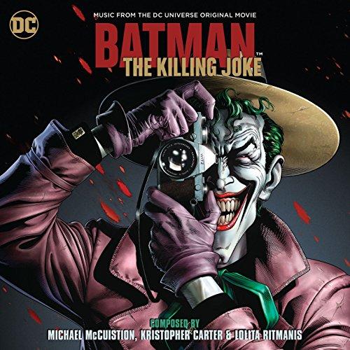 Batman: The Killing Joke: Limited Edition [CD]