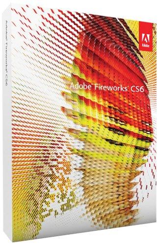 Adobe Fireworks CS6 Macintosh版 (旧製品)
