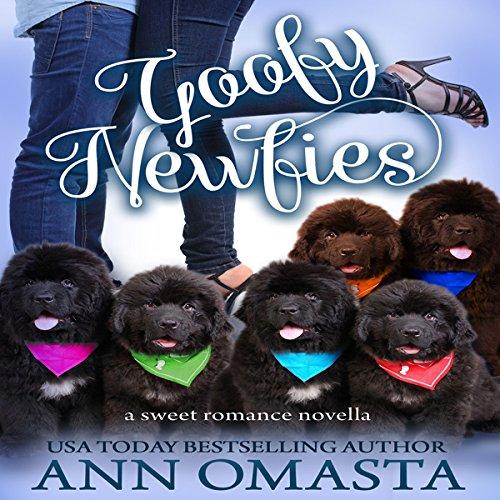 Goofy Newfies audiobook cover art