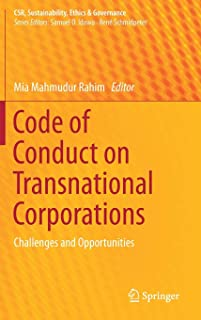 Code of Conduct on Transnational Corporations: Challenges and Opportunities