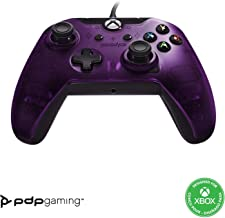 Best PDP Gaming Wired Controller: Royal Purple - Xbox, 048-082-NA-PR - Xbox One Reviews