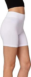 Premium Soft Cotton Spandex Jersey Leggings - High Yoga Waistband - Regular Plus Size - Capri and Full Length