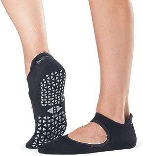 Grip Barre, Dance, Pilates, Yoga Socks - Tavi Noir Women's Emma Non-Slip Socks
