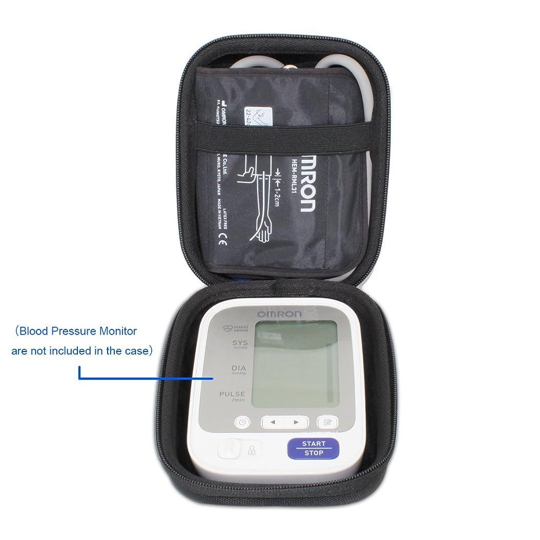 弱点無礼にプレビスサイトVIVENS オムロン電子血圧計HEM-7130用トラベルケース