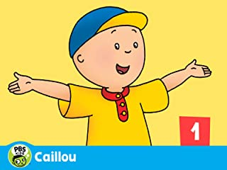 caillou and daddy