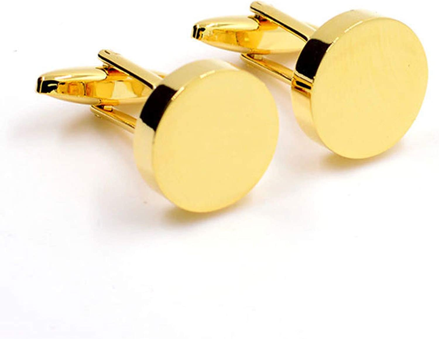 Classic Online limited product Stainless Steel Cufflinks for Shirt Large-scale sale Cuff Links Suit Men