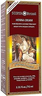 Surya Brasil: Natural Henna Cream, Swedish Blonde 2.31 oz