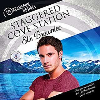 Staggered Cove Station  audiobook cover art