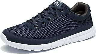 Men's Lightweight Fashion Sneaker Comfortable Running Walking Shoe