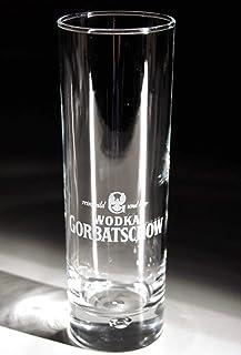 Gorbatschow Wodka Glas/Longdrinkglas/Longdrink/Glas/Gläser/Gastro / 4er Set