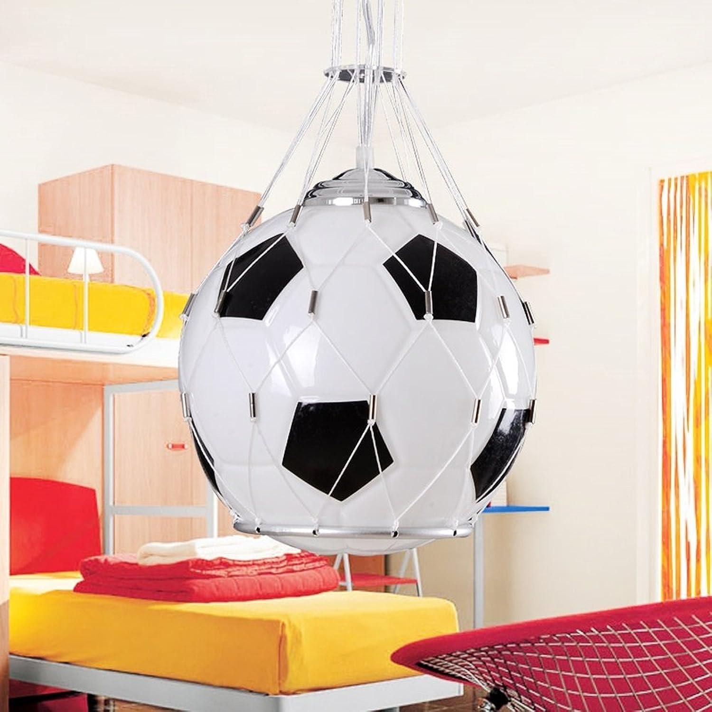 HEYUN& Moderne Bar Einfache kreative Fuball-Kronleuchter [Energieklasse A ++]