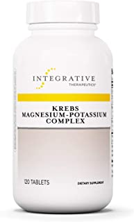 Integrative Therapeutics - Krebs Magnesium-Potassium Complex - Support for Healthy Heart Muscle Function - 120 Tablets