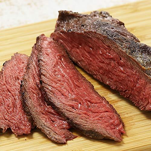 ミートガイ カンガルー肉 ランプ ブロック (約450g) (ギフト対応) (オーストラリア直輸入品) ジビエヘ ルシー ルーミート Kangaroo Rump Block