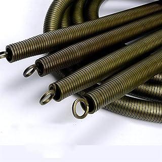 Taglia : 1.4x19x300mm 1pc F-MINGNIAN-SPRING 1pc in Acciaio Inox Molle di Compressione Filo Diametro 1,4 Millimetri Esterno Diametro di 8 mm a 25 mm Lungo 300 Millimetri