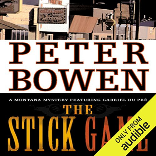 The Stick Game cover art