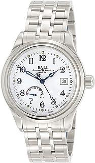 Ball - Trainmaster Power Reserve NM1056D-S1J-WH - Reloj para hombre