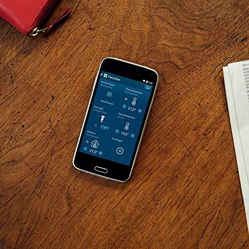 Bosch Smart Home Sicherheit Starter-Paket mit App-Funktion – EXKLUSIV für Deutschland, 4 Stück, 8750000006 - 4