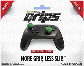 KontrolFreek Performance Grips for Nintendo Switch Pro Controller