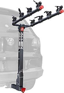 Deluxe Locking Hitch Mounted Bike Rack