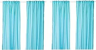 IKEA Vivan Thin Curtain - Parent (2 Pairs (L:98 ½