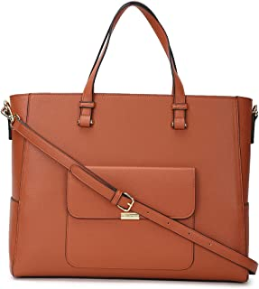 Van Heusen Spring-Summer 21 This Bag is Smooth Finished with Classy Look which Compliments Your Wardrobe (Orange)