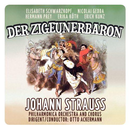 Johann Strauss & Elisabeth Schwarzkopf