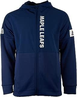adidas NHL Toronto Maple Leafs Game Mode Full Zip Jacket