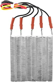 Ceramic Air Heater 220V 1500W Electric PTC Ceramic Air Heater PTC Heating Element air Heating Safety Operation Easy Genera...
