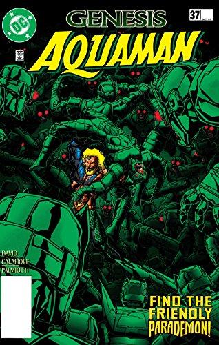 Aquaman (1994-2001) #37 (English Edition)