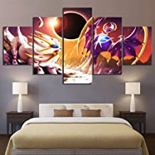 Painting wall art canvas art for life wall art painting modern decoration artwork 5 pieces of canvas