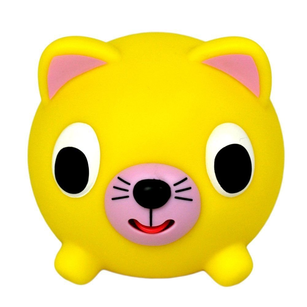 Max 51% OFF Jabber Ball High material Cat - Yellow