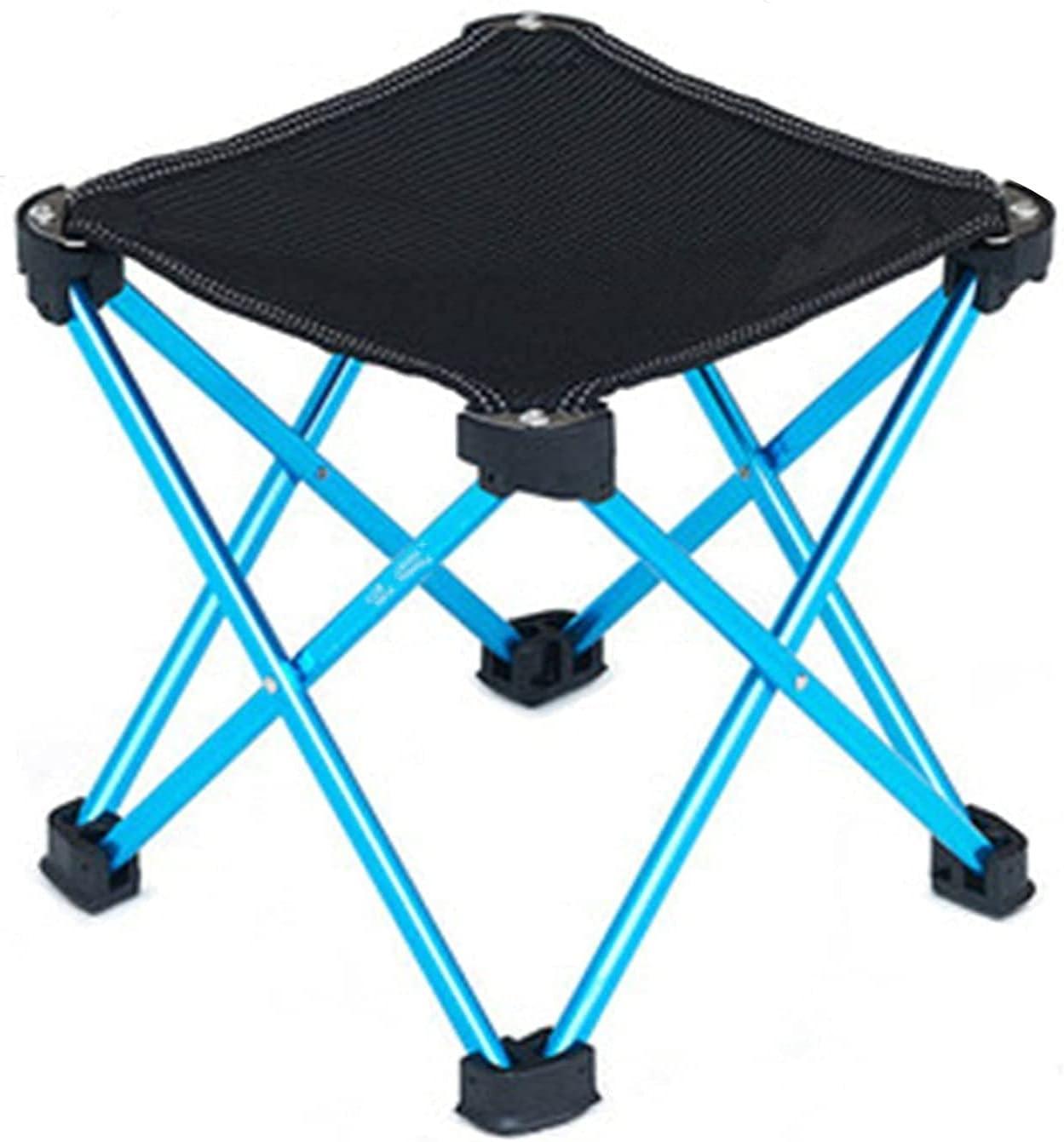 LIUXIN Regular discount Outdoor Lightweight Folding half F Camping Chair