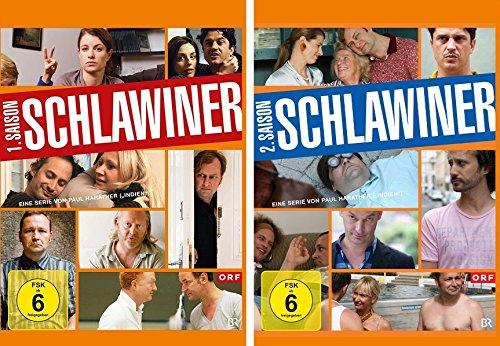 Saison 1+2 (6 DVDs)